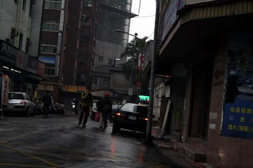 台北家電の街、八徳路電気街