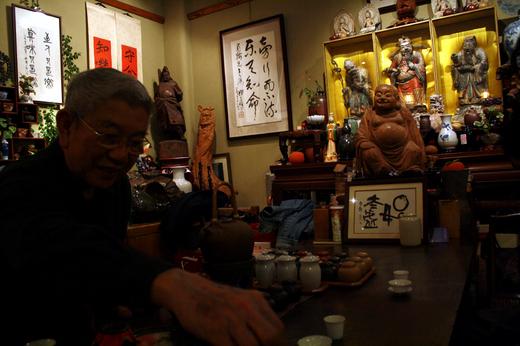 台湾のお茶博士