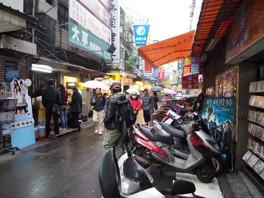 台北の家電エリア