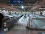 台北の駅はとてもきれい