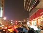 夜の町並み 台北車站(台北駅)付近